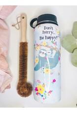 Coconut Bottle Brush Dark