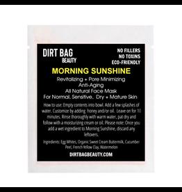 All Natural Facial Mask - Morning Sunshine