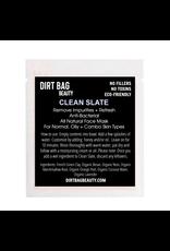 Organic Facial Mask - Clean Slate