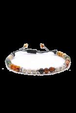 Matrix Aromatherapy Earth Lava Bracelet - 5mm