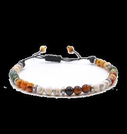 Matrix Aromatherapy Lava Bracelet - 5mm Earth