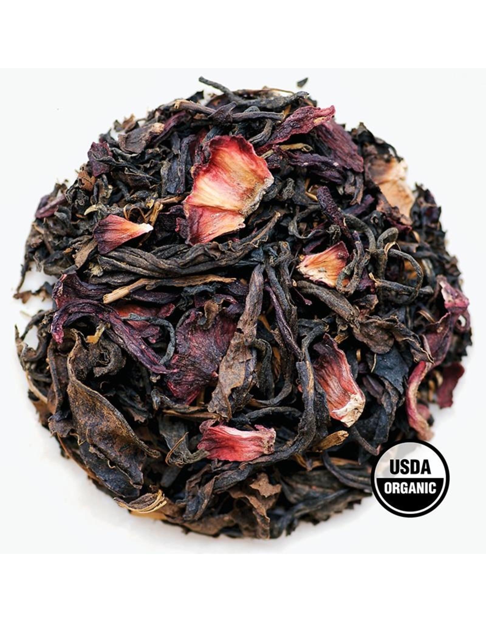 Hibiscus Black Tea
