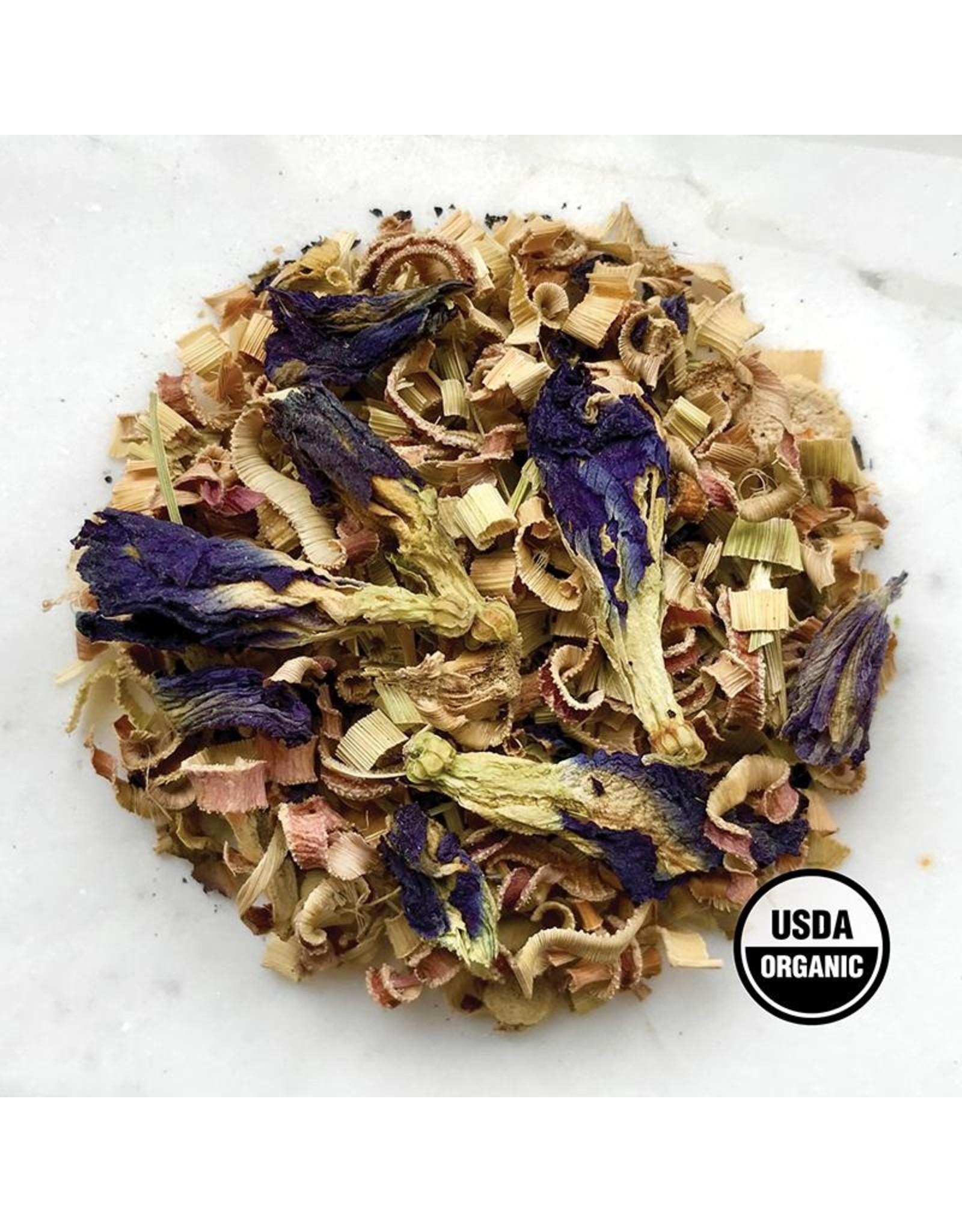 Butterfly Herbal Tea