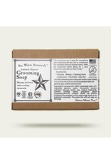 Grooming Soap: Activated Charcoal & Chamomile