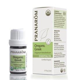 Oregano Oil, Greek, 5ml