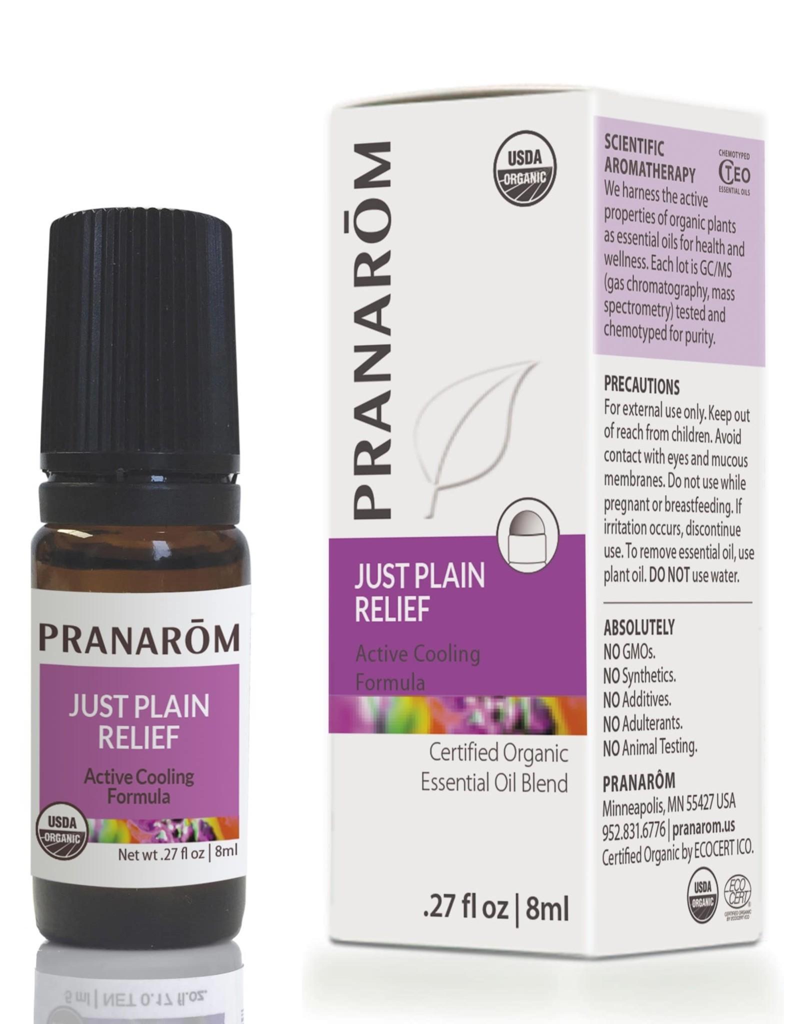 Just Plain Relief Oil , 15ml