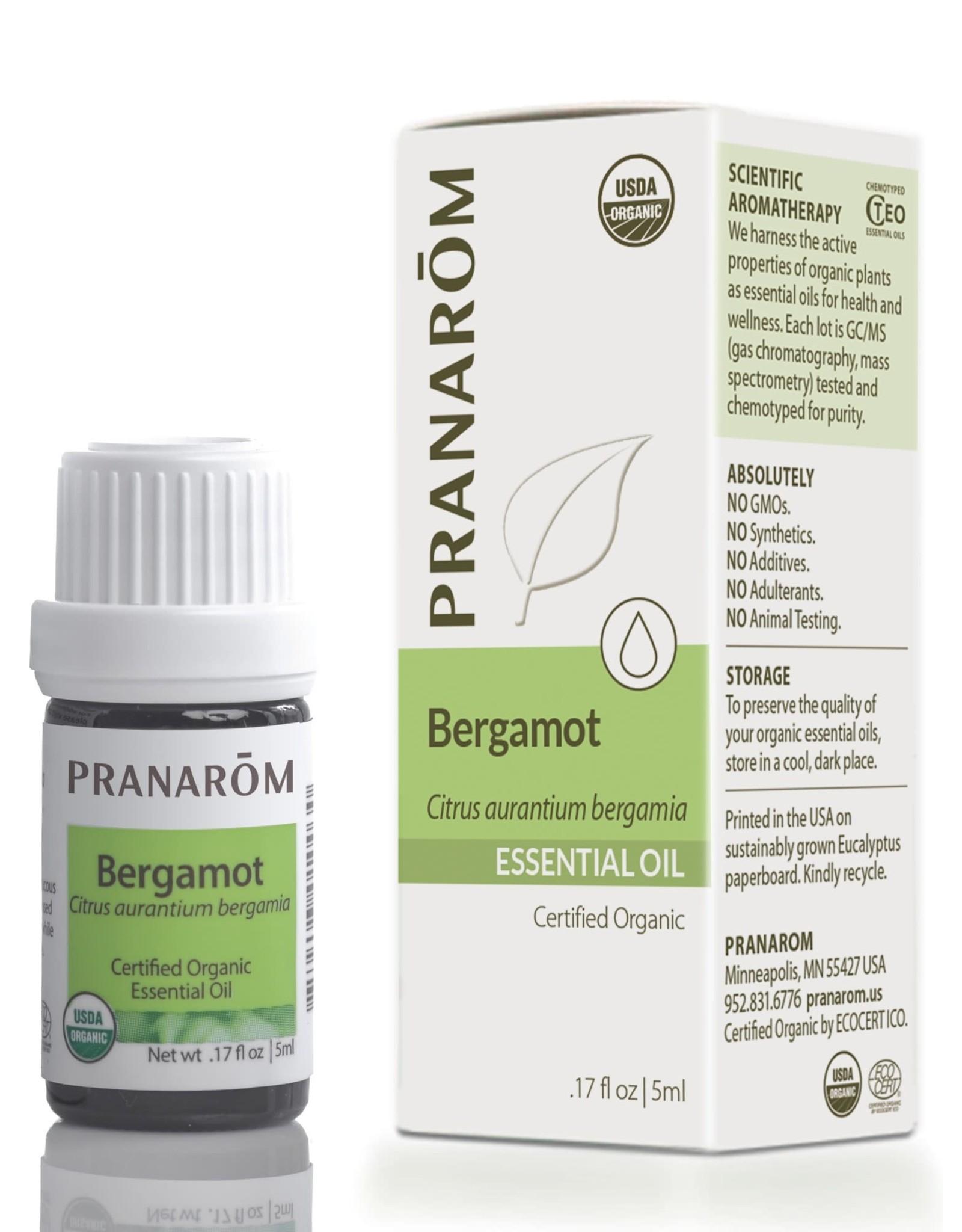 Bergamot Oil, 5ml