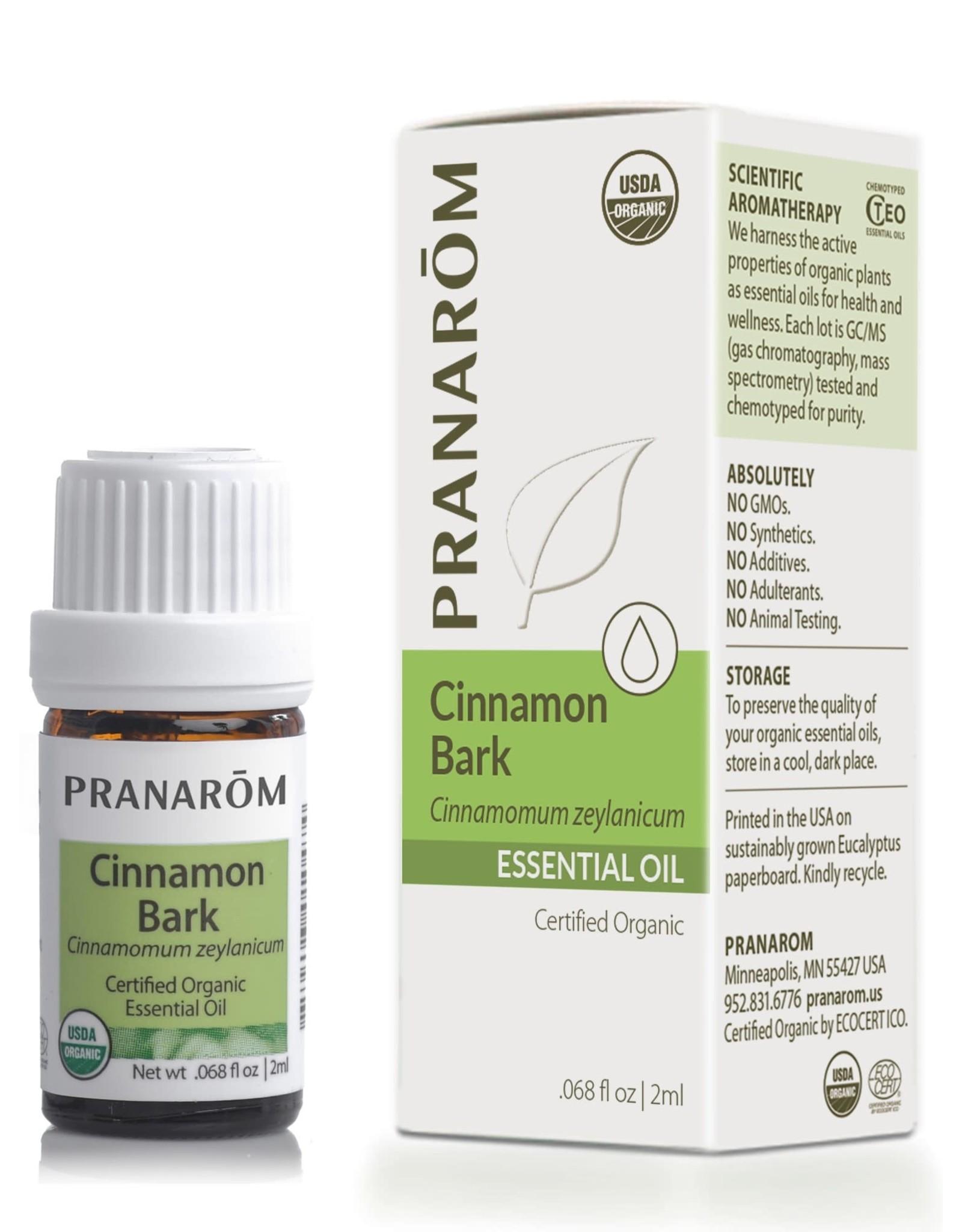 Cinnamon Bark Oil, 2ml