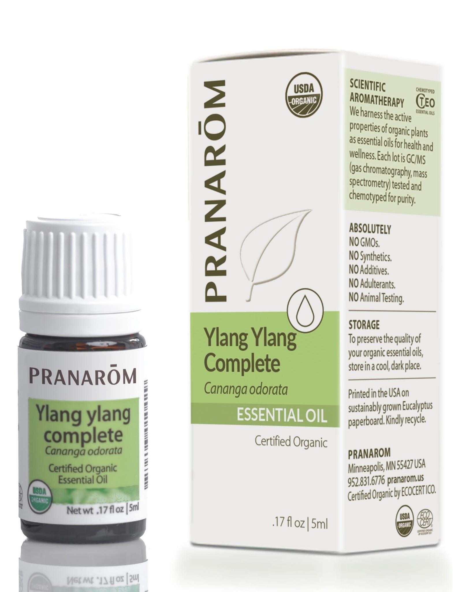 Ylang Ylang Complete Oil, 5ml