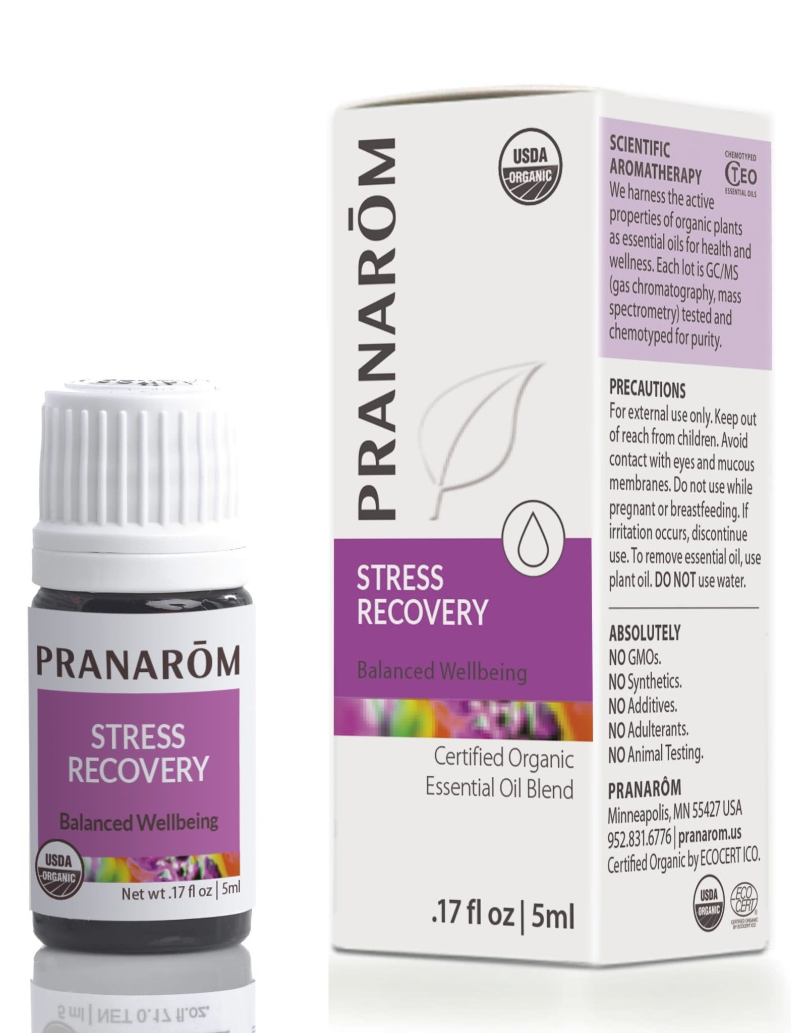 Stress Recovery Oil, 5ml