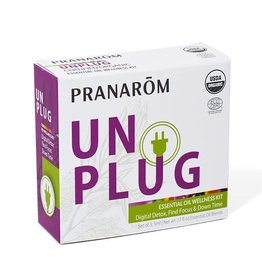 Unplug Wellness Blend Oil Kit