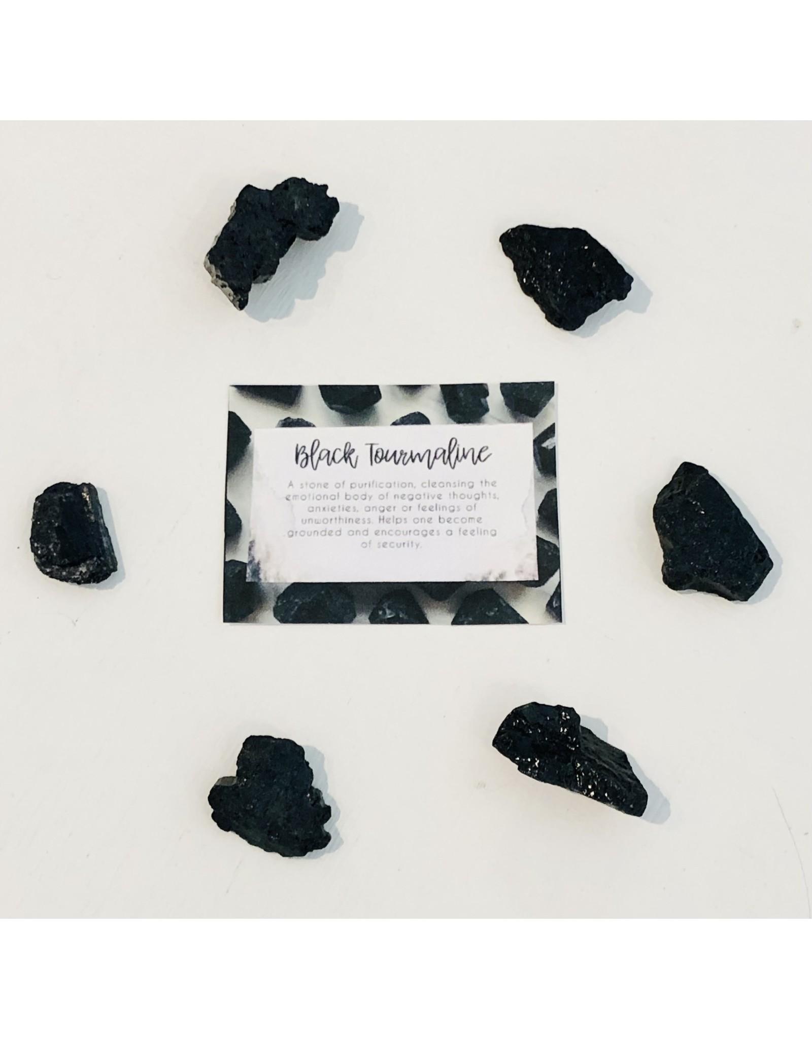 Tourmaline Rough Chip