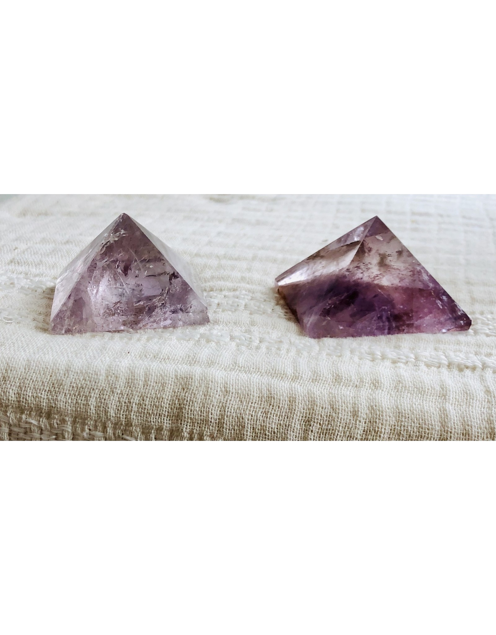 Amethyst Pyramid - Small