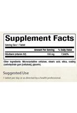 Natural Factors Vit B2 Riboflavin 100 mg 90/TAB