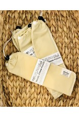 Marley's Monsters Reusable Straw Pouch