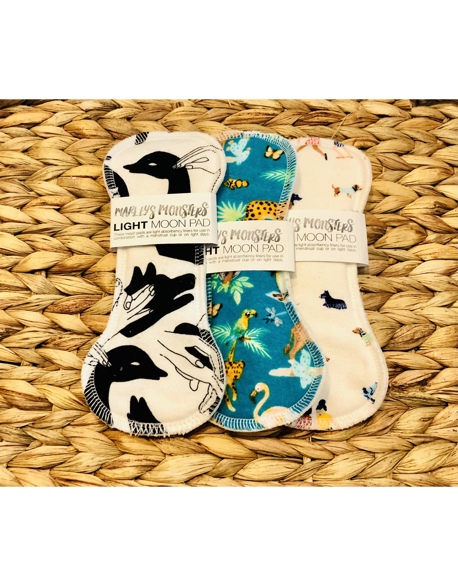 Marley's Monsters Moon Pads