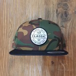 HIPSTER PATCH FLAT BRIM YP