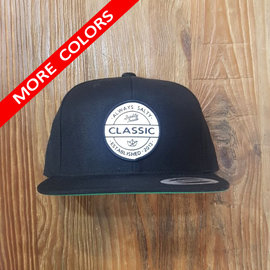 HIPSTER PATCH FLAT BRIM [SOLID]