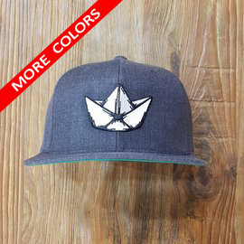 LOGO PATCH FLAT BRIM [SOLID]