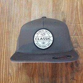 HIPSTER PATCH FLAT BRIM FLEXFIT [SOLID]