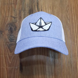 LOGO PATCH CURVE BRIM TRUCKER