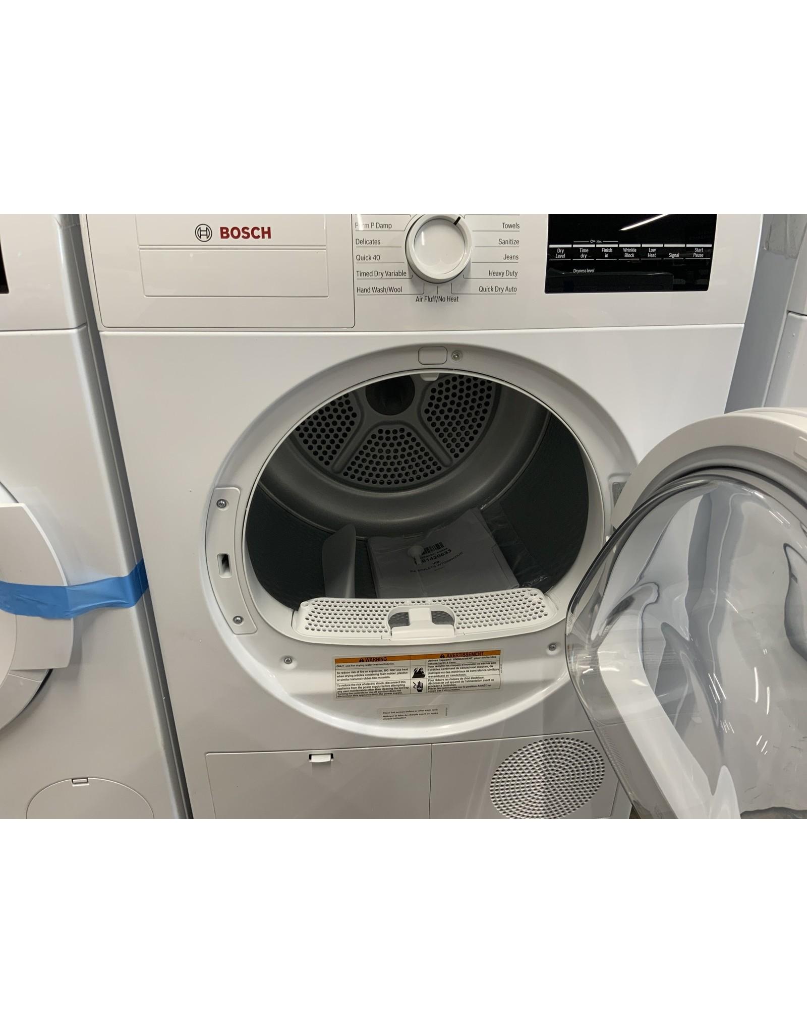 Bosch Bosch 300 Series Washer & Cond. Dryer.