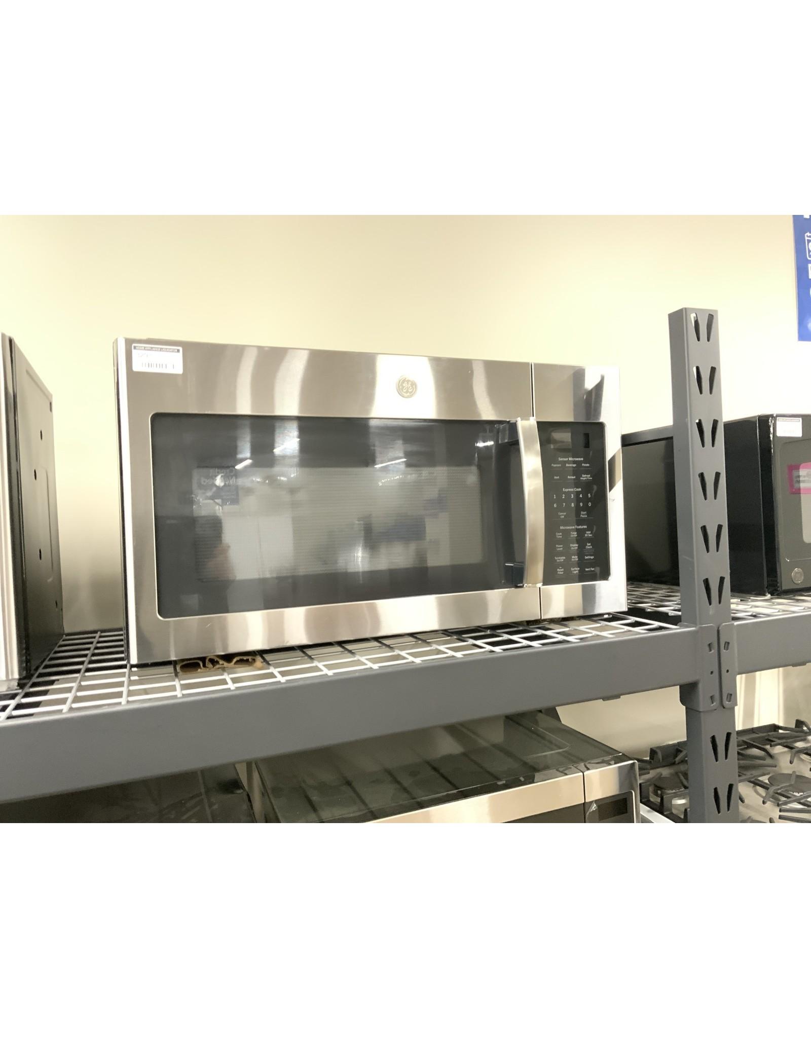 GE GE 1.7 Cu. Ft. Over-the-Range Sensor Microwave Oven