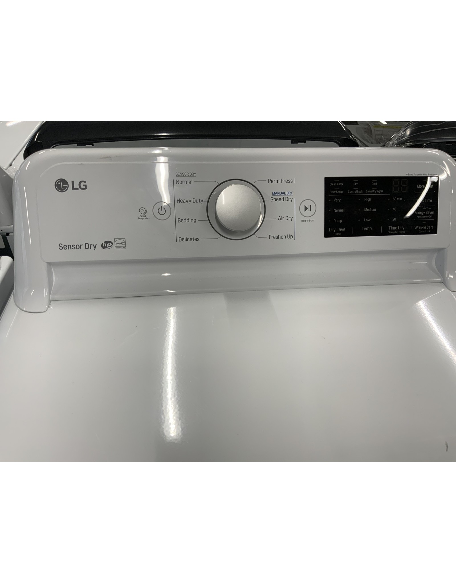 LG DLG7101W 7.3 cu.ft. High Efficiency