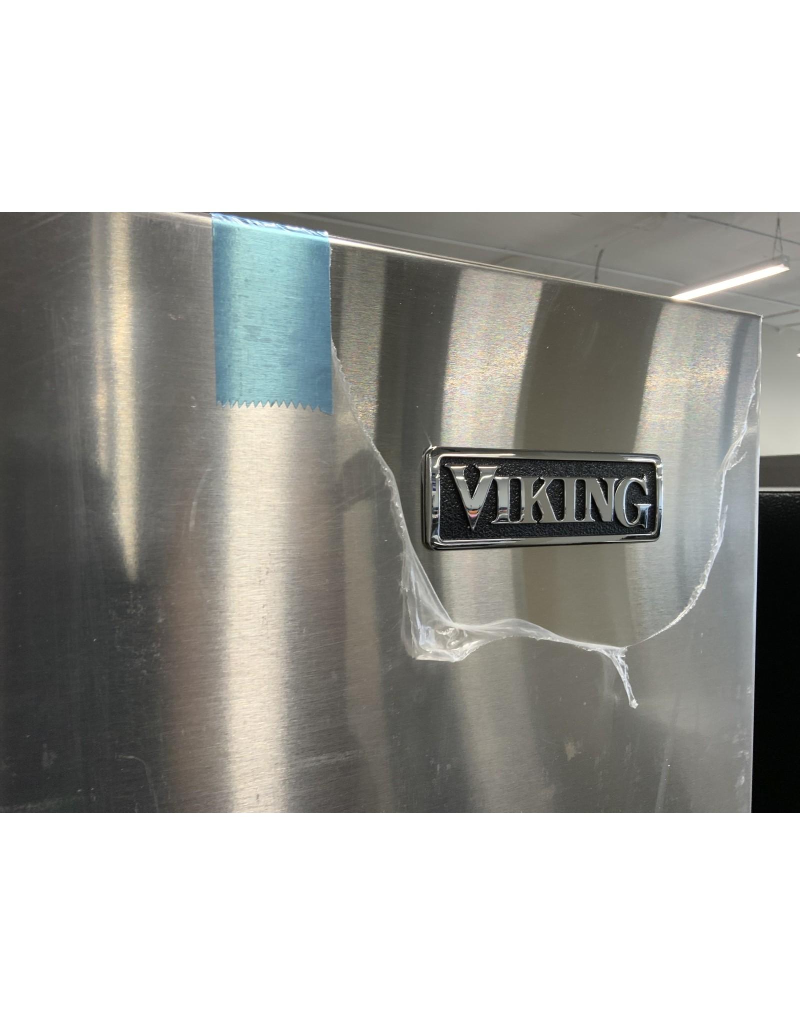 "Viking VIKING 36""W FRENCH DOOR BOTTOM FREEZER"