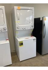 GE GUD27GSSMWWGE UNITIZED 3.8 DOE CU. FT. (Gas Dryer)