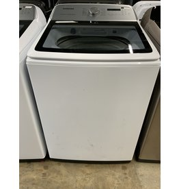 Samsung Samsung - 5.0 Cu. Ft. 12-Cycle Top-Loading Washer - White