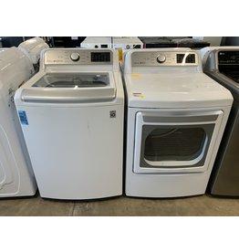 LG LG WD SET WT7300CW  DLG7301WE (gas dryer)