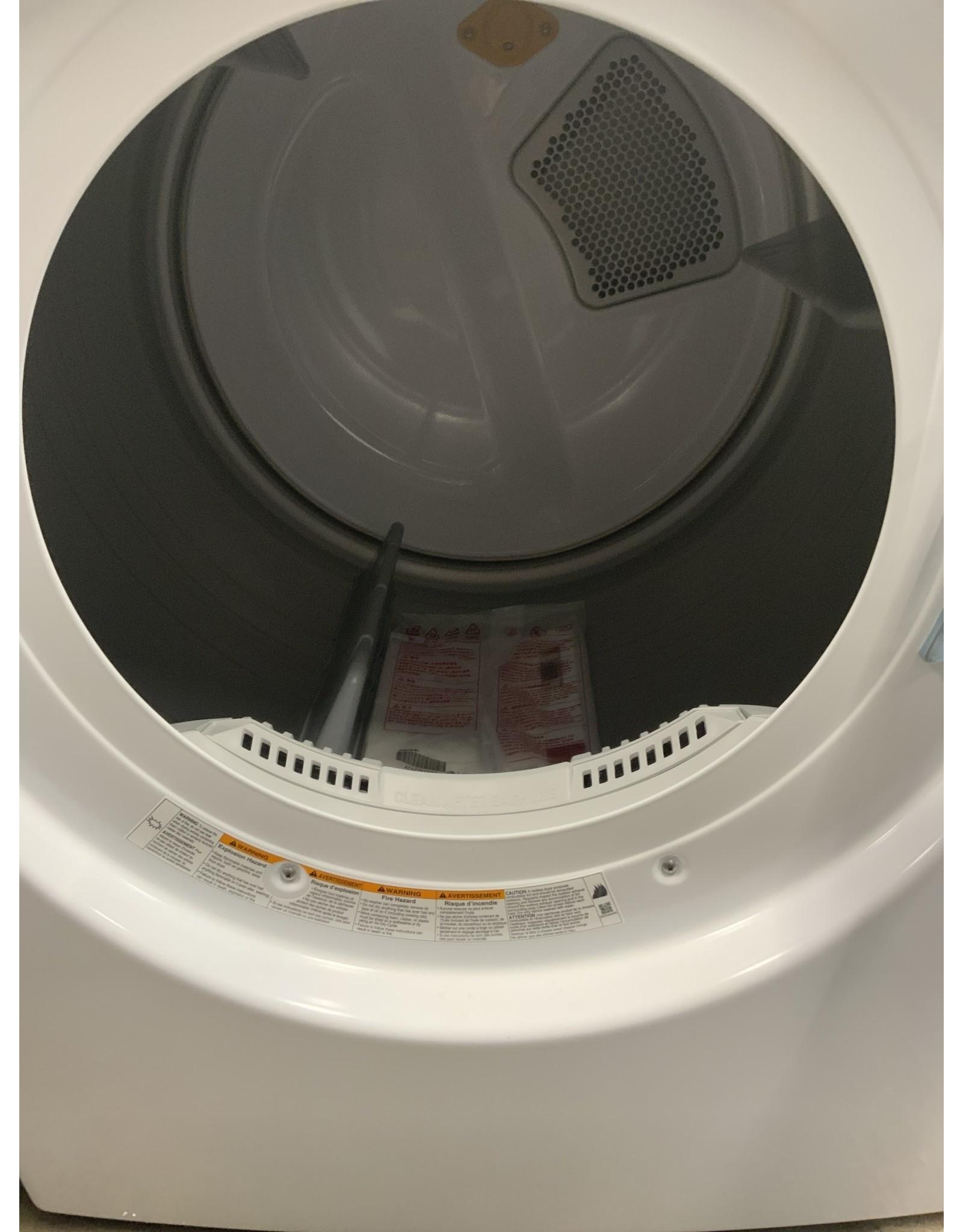 LG DLGX3701W 7.4 CU FT GAS DRYER