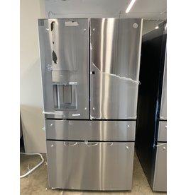 GE GE Profile Bottom-Freezer Refrigerator, 27.6 Cu Ft, Door in Door, 4 Door, LED Tower in Fingerprint Resistant Stainless Steel