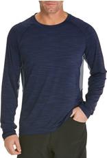 COOLIBAR MENS Ultimate Long Sleeve Rashguard UPF 50+