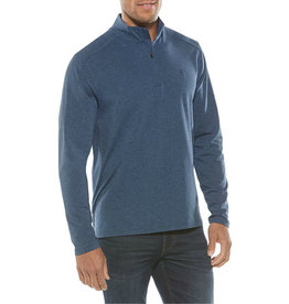 COOLIBAR MENS Quarter-Zip UPF 50+