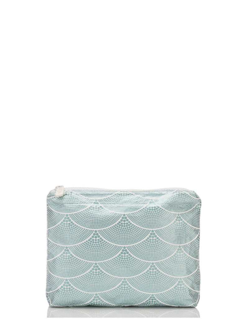 ALOHA COLLECTION Art Deco Mermaids Small Pouch
