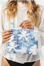 ALOHA COLLECTION Coco Palms Small Pouch