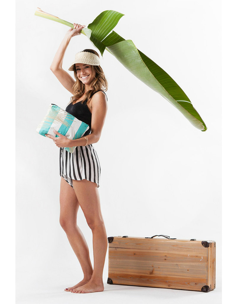 ALOHA COLLECTION Harmony Mid-Size Pouch