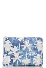 Aloha Collection Coco Palms Mid-Size Pouch