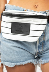 Aloha Collection Pinstripe Mini Hip Pack