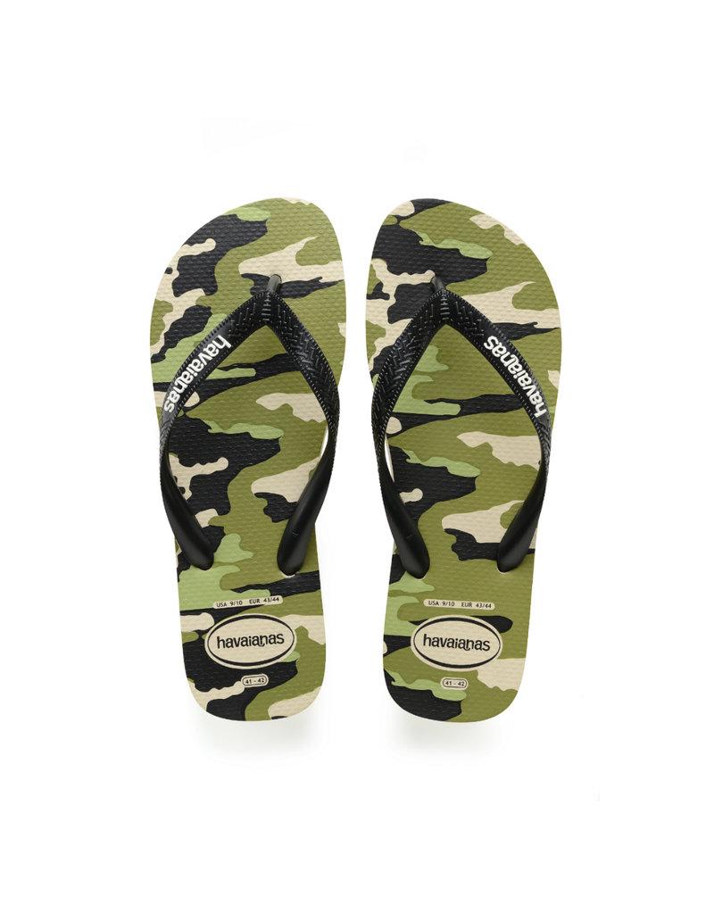 HAVAIANAS BOYS Top Camo Sandal
