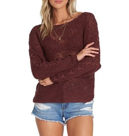 BILLABONG WOMENS Sweater