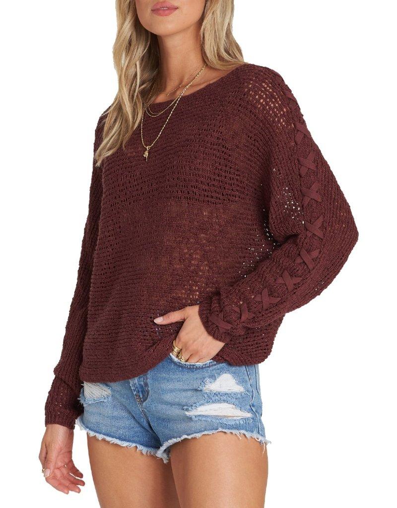 BILLABONG WOMENS Chill Out Sweater