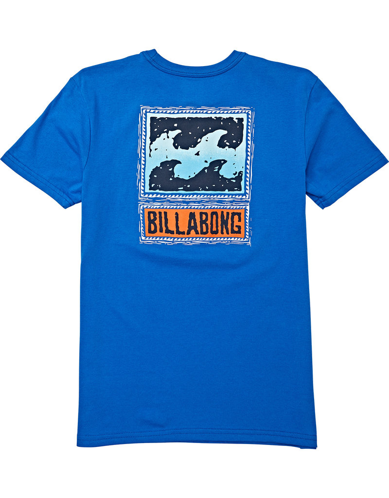 BILLABONG BOYS Fifty Wave T-Shirt