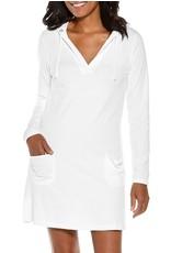COOLIBAR WOMENS Catalina Beach Cover-Up Dress UPF 50+