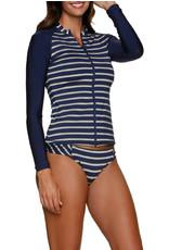 HELEN JON St. Tropez Marimar Surf Shirt UPF 50+