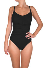 SHAN Classique Ruched Front One Piece