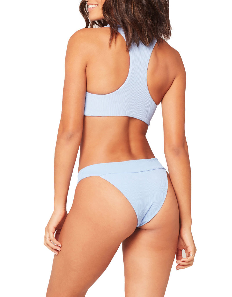 L SPACE Ribbed Veronica Classic Bottom