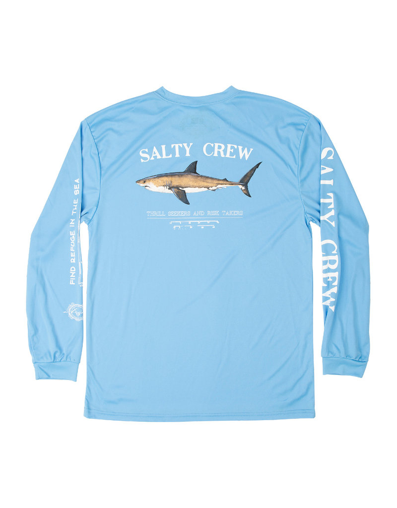 SALTY CREW Bruce Long Sleeve Rashguard